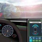 adi25 AutonomousDrivingIllustration - automatic park assist - driverless cars - self-driving vehicles - 2to1 g4342