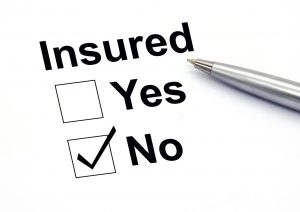 Insured no check-box