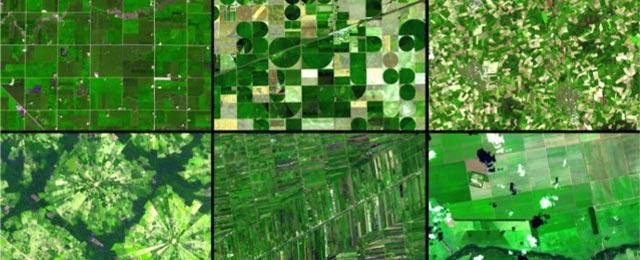 des images satellites pour assurer les risques climatiques agricoles