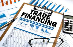 trade financing concept