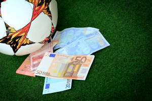 The soccer and the finance